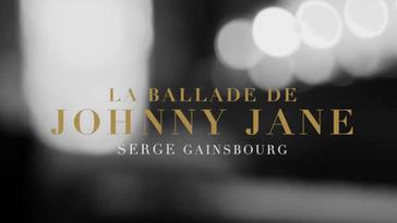 La ballade de Johnny Jane - Serge Gainsbourg - Nathalie Doumar