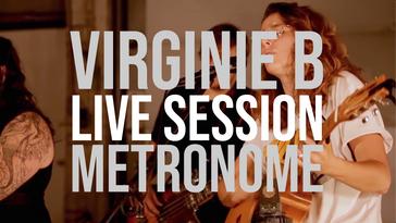 Virginie B - Métronome - Teaser