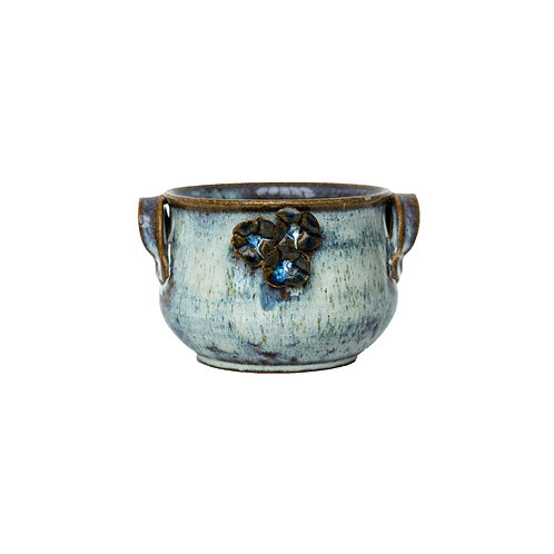 Small handmade ceramic pot/bowl from Sweden