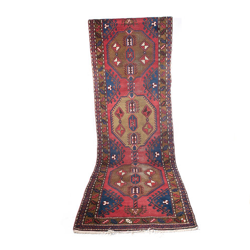 Hand knitted Persian rug