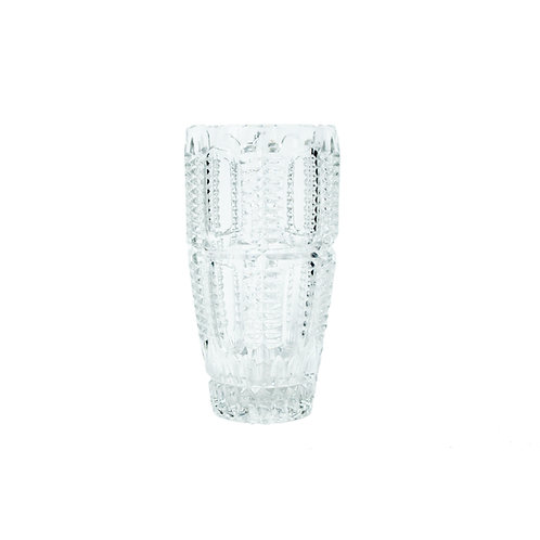 Stunning vintage crystal Vase from Sweden early 1900s