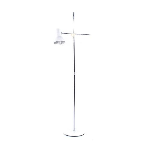 Metal standing lamp 1960s