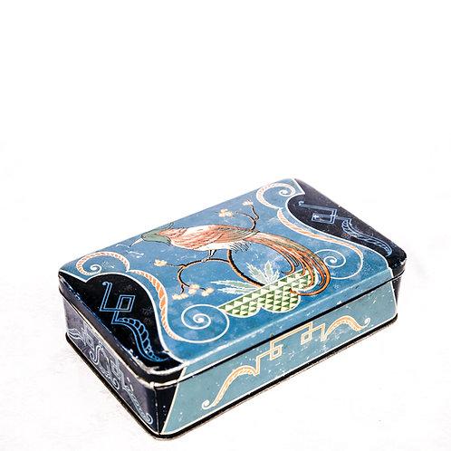 Antique Jugend tin box