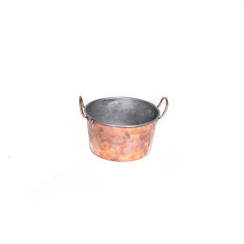 Antique Copper Pot from Sweden early 1900s