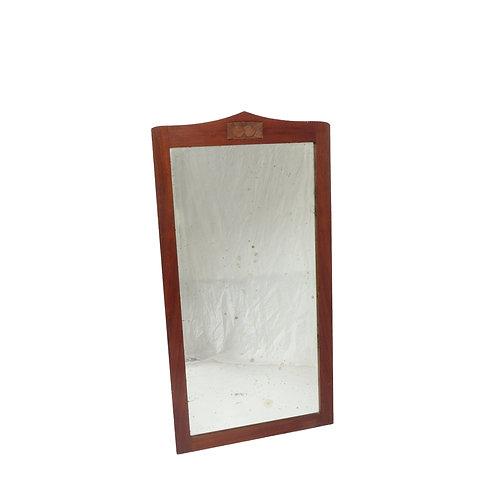 Jugend mirror from Sweden 1920s design Äpplet
