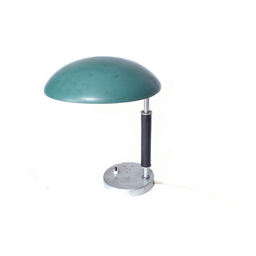 "Retro table lamp in ""Funkis"" style from Sweden 1950s"