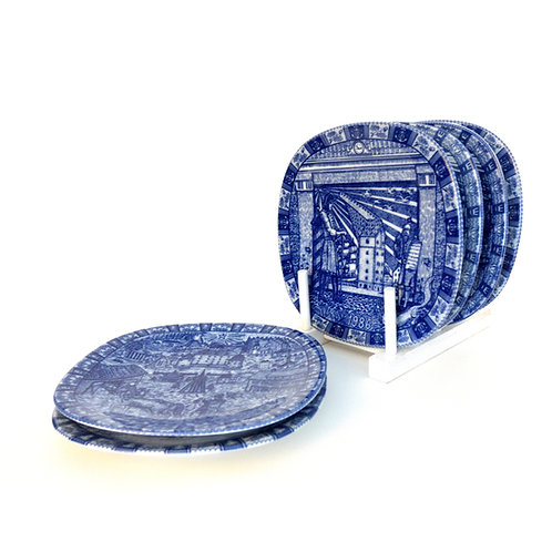 """""""Julen"""" plates of various design. Collectors plates of limited addition"""