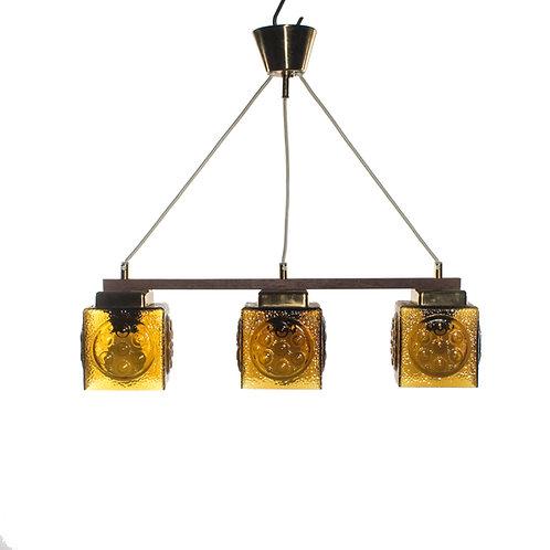 Vintage 1960s pendant lights
