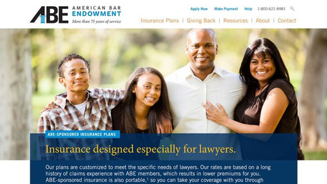 Insurance Plus Philanthropy Equals Growth for American Bar Endowment