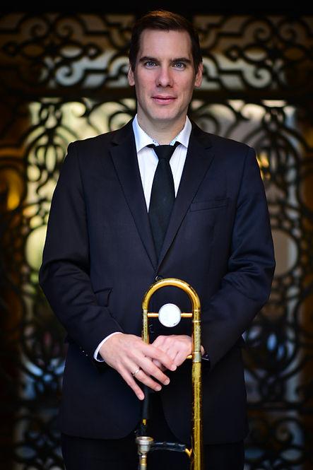 Mike Fahie Jazz Trombone