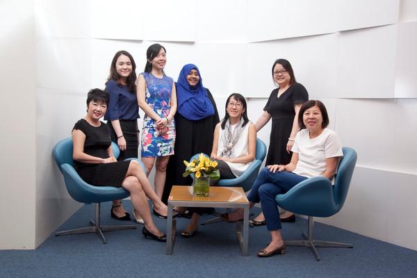 Corporate Portraits, Singapore