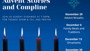 Advent Stories & Compline with Deacon Jess & Rebecca