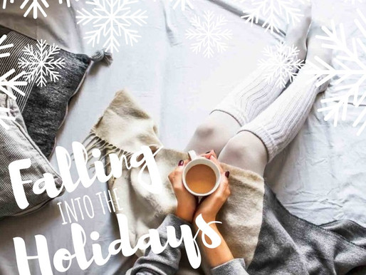 Falling into the Holidays