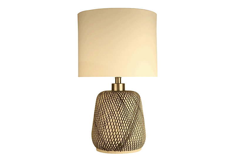 Skye - Swirl Lamp