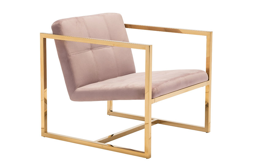 Alt - Pink Armchair