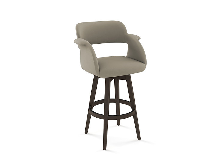 Joshua - Swivel Stool