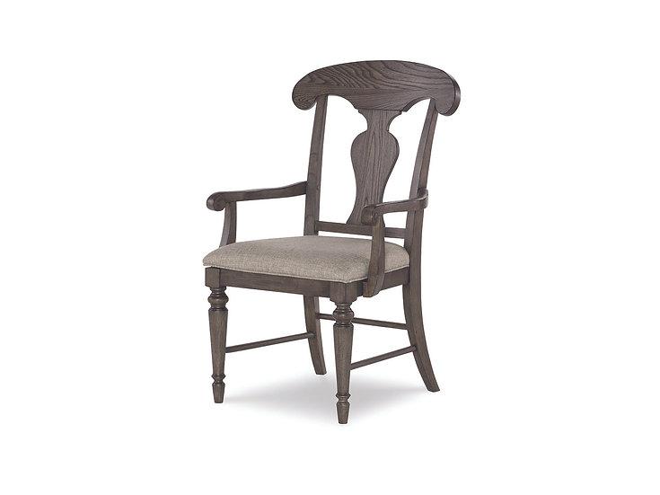 Brookhaven - Splat Back Arm Chair