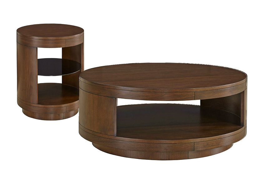 Turano - Coffee and End Table