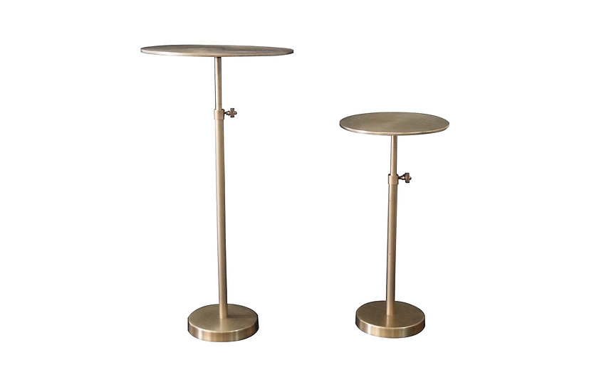 Earth Wind Fire - Round Pedestal Tables