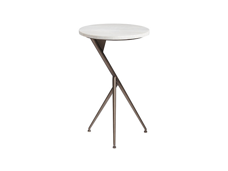 Oslo - Round End Table
