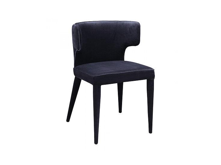 Jennaya - Dining Chair (Black)