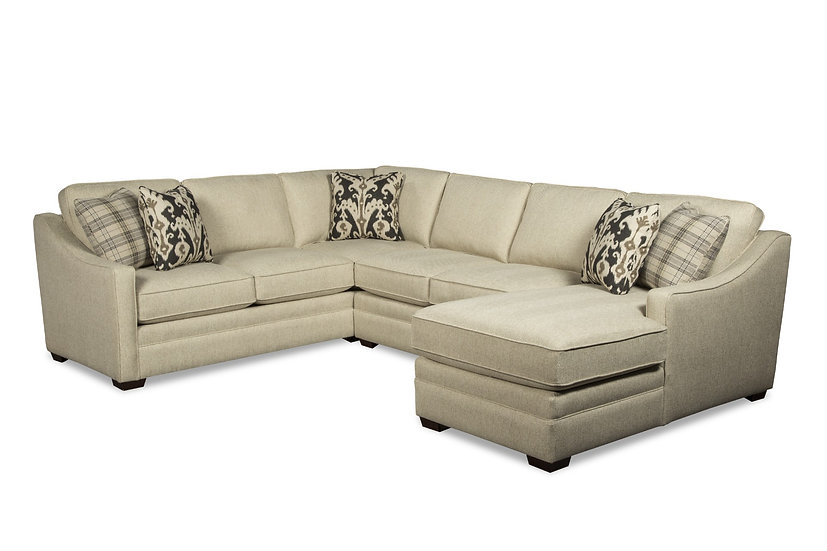 F9 - 3 Piece Sectional with Chaise