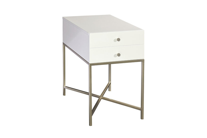 Delaney - Chair Side Table