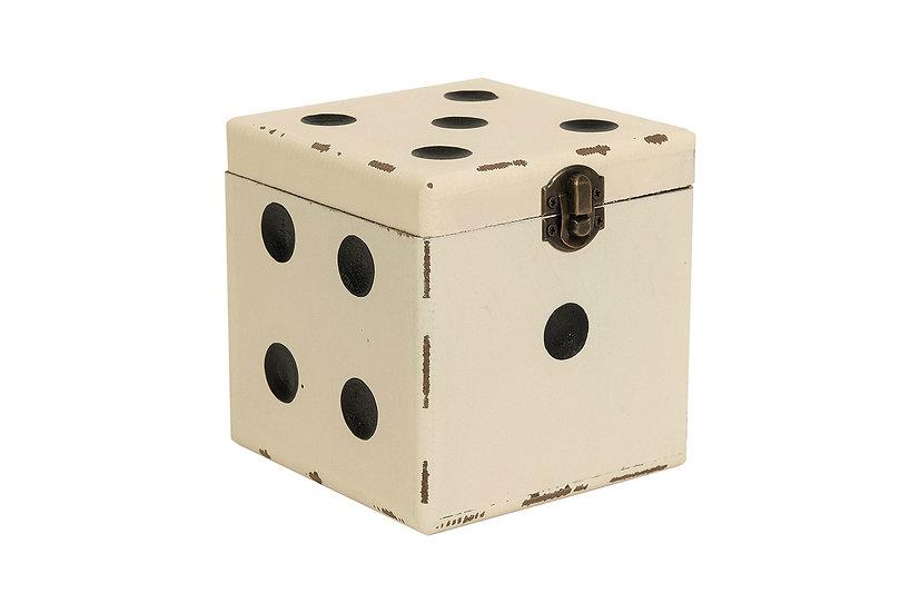 Cubic - Large Die Box