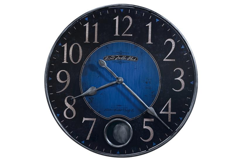 Harmon II - Clock