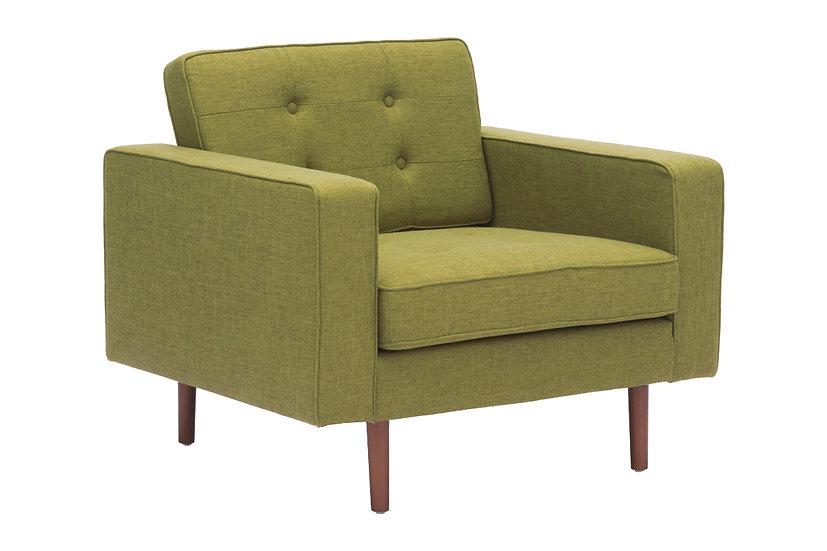 Puget - Linen Armchair