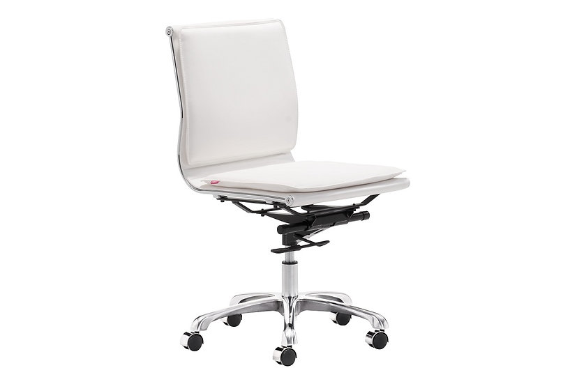 Lider - Office Chair in White