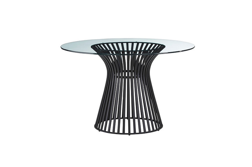 Naomi - Dining Table (Black)