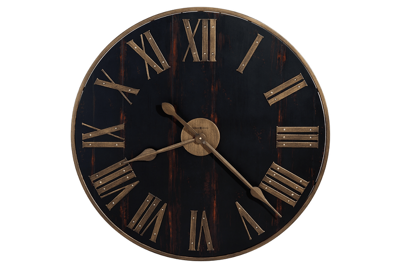 Murray Grove - Clock