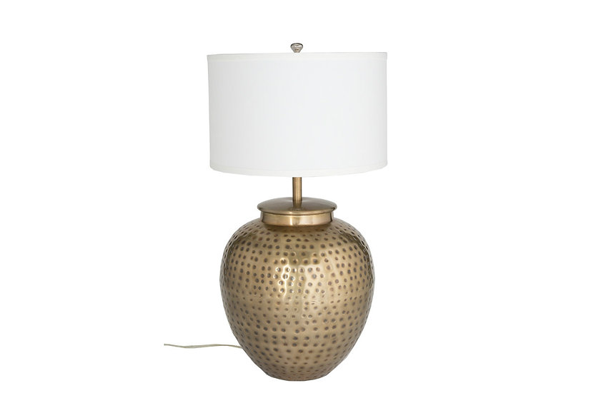 Charm - Brass Table Lamp