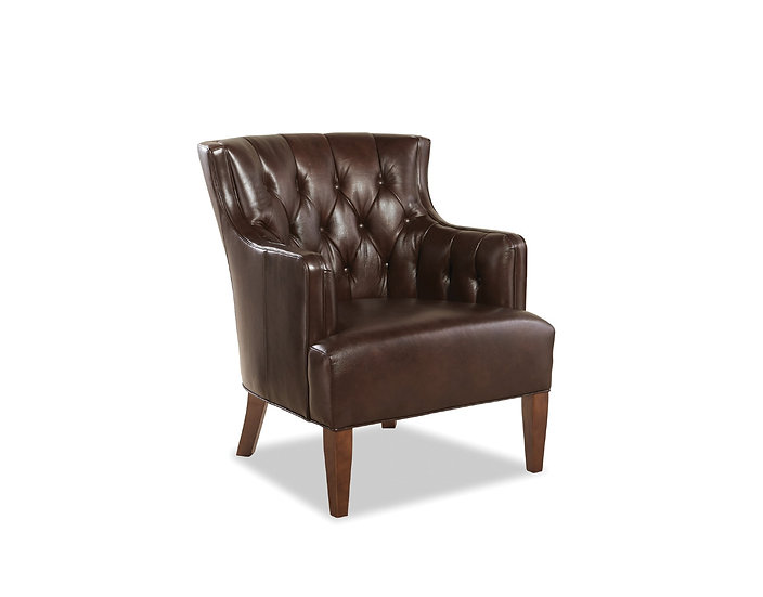 270 - Leather Chair