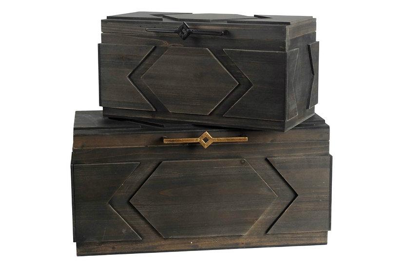 Cassia - Set of Boxes