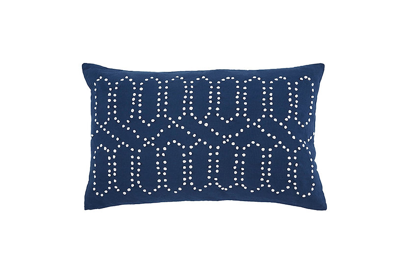 Simsboro - Blue Pillow
