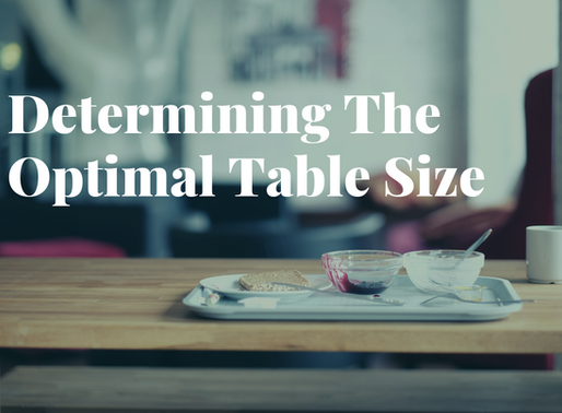 Determining the Optimal Table Size