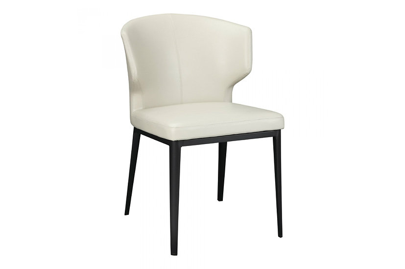 Delaney - Beige Side Chair