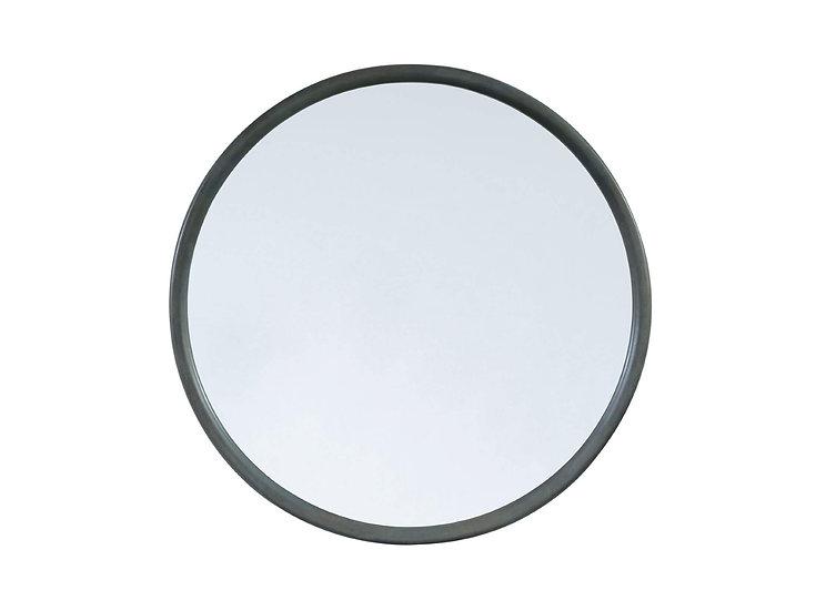 Boulevard - Round Zinc Mirror