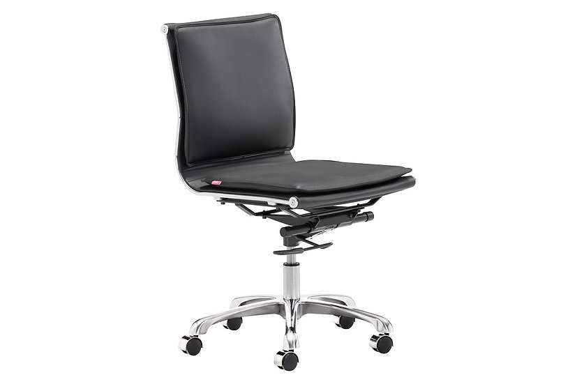 Lider - Office Chair in Black