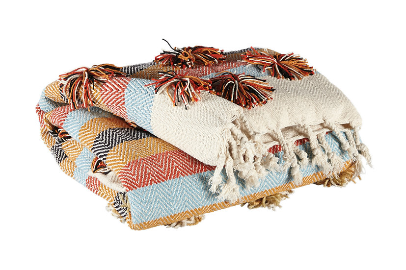 Jacinta - Boho Throw