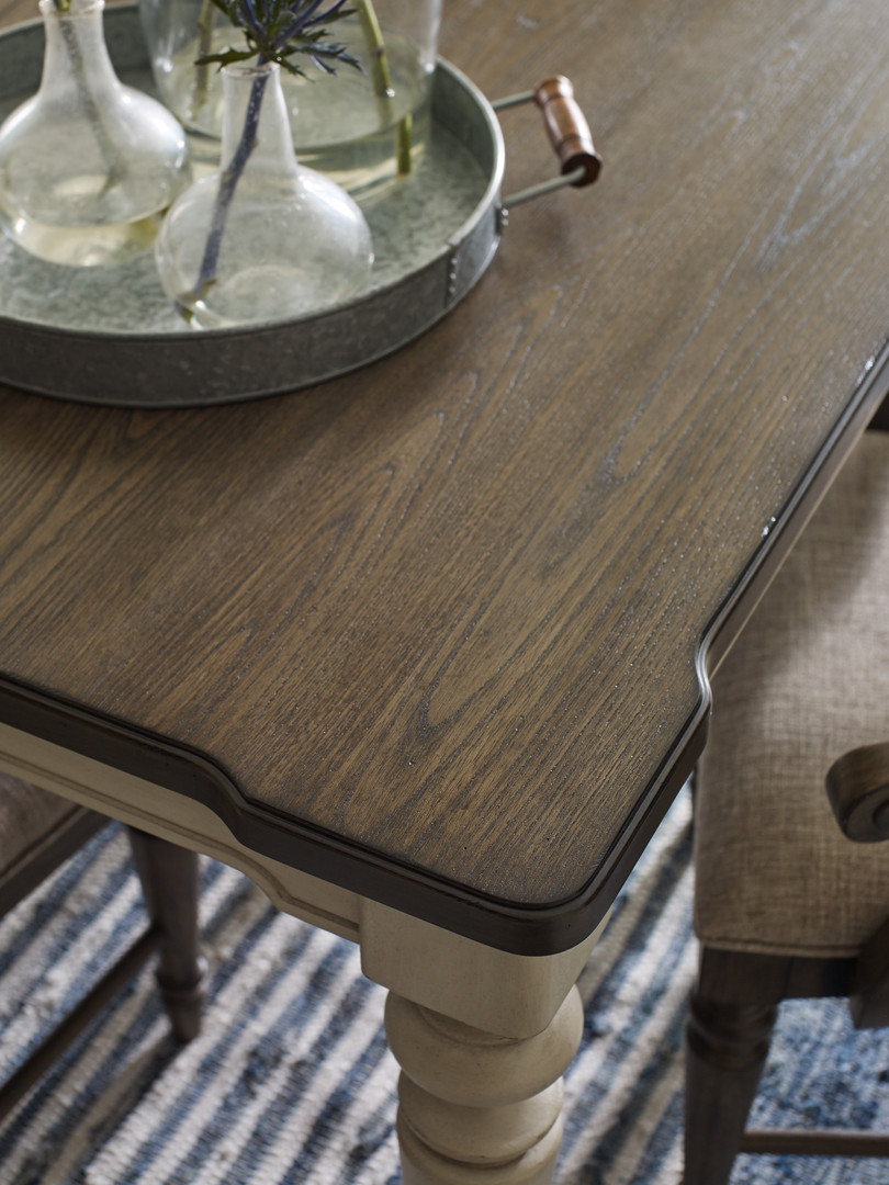 Dining Table Top Detail