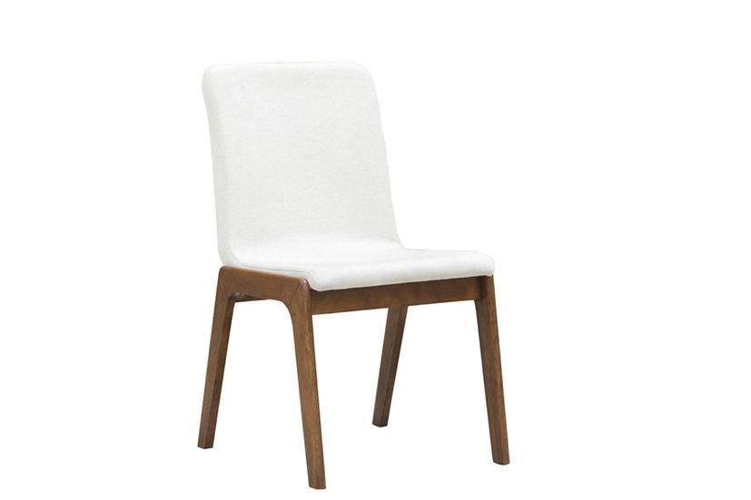 Remix - Cream Dining Chair