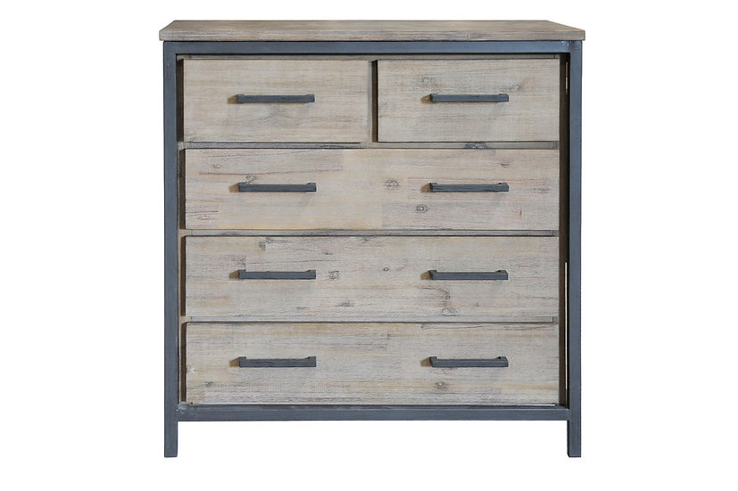 Irondale - 5 Drawer Dresser