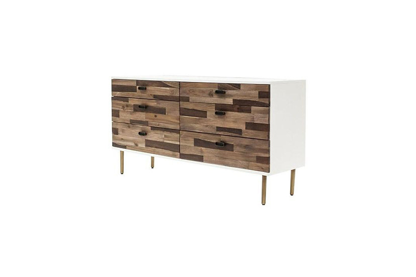 Carmel - 6 Drawer Dresser
