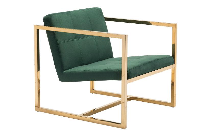 Alt - Green Armchair