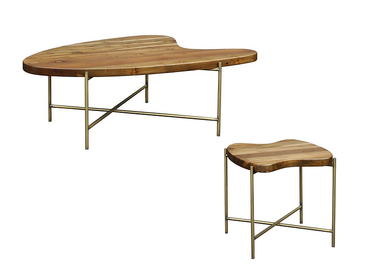 Bean - Coffee and End Tables (S/3)