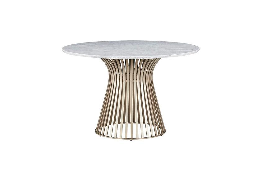 Naomi - Dining Table (Gold)