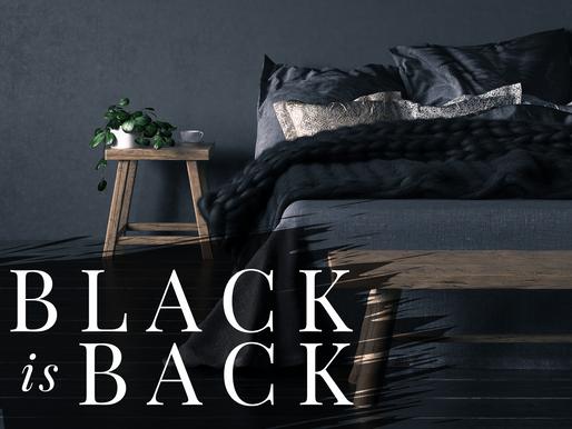 Black is Back